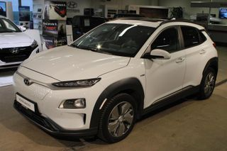 Hyundai Kona  2019, 8300 km, kr 389000,-