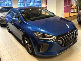 Hyundai Ioniq 1.6  TEKNIKKPAKKE m/skinn  2017, 67500 km, kr 245253,-