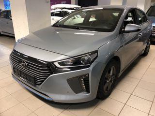 Hyundai Ioniq 1.6  TEKNIKKPAKKE M/SKINN  2017, 71000 km, kr 220253,-