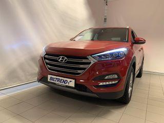 Hyundai Tucson 1.6  T-GDI TEKNIKKPAKKE  2016, 69000 km, kr 365253,-