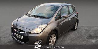 Hyundai ix20 1.4  COMFORT BLUE DRIVE  2013, 84167 km, kr 109000,-