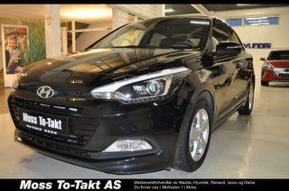Hyundai i20 1,0 T-GDI Jubileum  2018, 53000 km, kr 149000,-