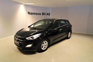 Hyundai i30 1.6  CRDI/AUT/KROK/DEFA  2015, 59000 km, kr 159000,-