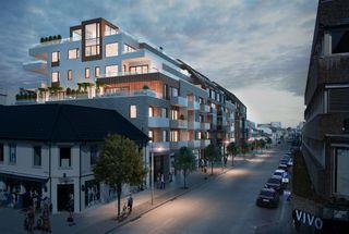 BYHaven - Nye leiligheter i alle størrelser - midt i Kvadraturen - 22 leiligheter igjen i ulike prisklasser!