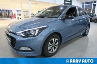 Hyundai i20 1.0 Turbo-GDI Jubileum Navi/R Kamera/Varme i ratt  2018, 45583 km, kr 129000,-