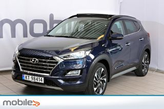 Hyundai Tucson 1,6 CRDi Teknikkpakke 4WD  aut Hybrid, Panorama  2020, 6900 km, kr 479000,-