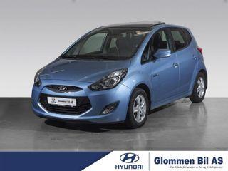Hyundai ix20 1.4 crdi Premium toppmodell! Kun 2 eiere, komp. service  2011, 110500 km, kr 75000,-