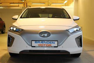 Hyundai Ioniq Electric Teknikk med skinn  2017, 61000 km, kr 209000,-