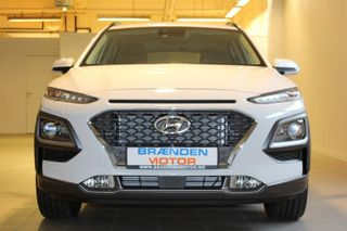 Hyundai Kona 1.0 T-GDI Teknikkpakke m/skinn  2018, 4000 km, kr 269000,-