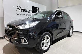 Hyundai ix35 2.0  CRDI GLS  2010, 86000 km, kr 139000,-