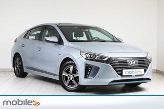 Hyundai Ioniq 1,6 141Hk Teknikkpakke m/Skinn -1.Eier! -Må Sees!  2017, 44922 km, kr 228900,-