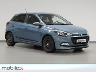 Hyundai i20 1,0 T-GDI DAB/navi/bluetooth  2017, 37000 km, kr 148900,-