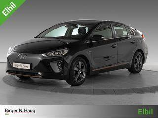 Hyundai Ioniq Teknikk DAB/NORSKBIL/INFINITYSTEREO/NYSERVET/HURTIGLADI  2017, 30500 km, kr 217900,-