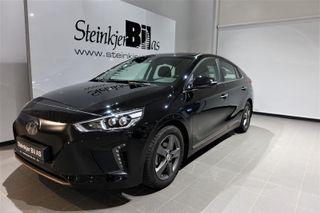 Hyundai Ioniq / Teknikkpakke / Skinn / Svart grill  2017, 16300 km, kr 249000,-