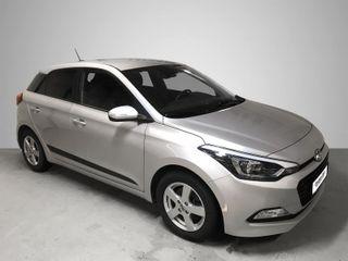 Hyundai i20 1.0  T*100HK*NAVI* BLUETOOTH*VARME RATT*DAB+*  2018, 21400 km, kr 179000,-
