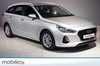 Hyundai i30 1,4 T-GDi Plusspakke aut NY SERVICE, Stasjonsvogn  2018, 47069 km, kr 229000,-