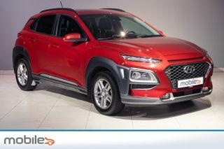 Hyundai Kona 1,0 T-GDI Teknikkpakke DAB+, SKINN, NAVI  2018, 49051 km, kr 205000,-