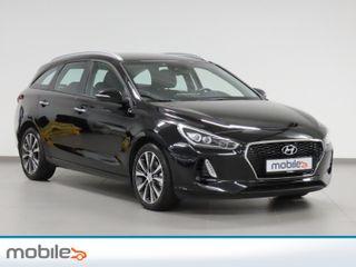 Hyundai i30 1,4 T-GDi Plusspakke aut DAB/navi/bluetooth  2019, 14800 km, kr 279900,-