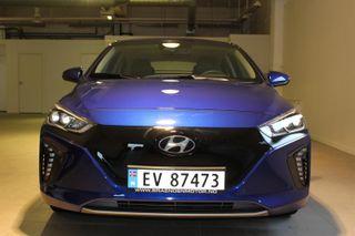 Hyundai Ioniq TEKNIKK M/SKINN ,Lav km.  2019, 4000 km, kr 269000,-