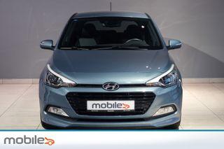 Hyundai i20 1,0 T-GDI NAVI, DAB, APPLE CARPLAY, RYGGEKAMERA,  2017, 75000 km, kr 105000,-