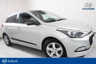 Hyundai i20 1,0 T-GDI GO!  2018, 21700 km, kr 165000,-
