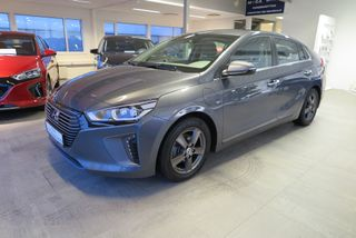 Hyundai Ioniq Plug-in hybrid Teknikk Skinn  2017, 26900 km, kr 229000,-
