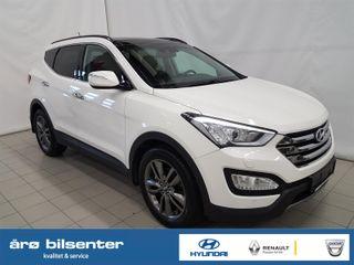 Hyundai Santa Fe 2.2  CRDI Premium Automat 4WD /Skinn/DAB+/Navi++  2013, 216935 km, kr 239000,-
