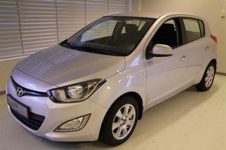 Hyundai i20 1.2  COMFORT  2013, 95000 km, kr 89000,-