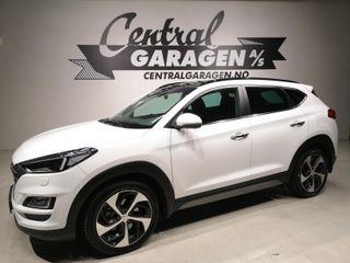 Hyundai Tucson 1.6  AUTOMAT/ 4X4/ SKINN/ PANORAMA/ GARANTI/ LAV KM++  2019, 11630 km, kr 435000,-