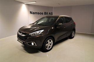 Hyundai ix35 2.0  ix35/automat/4x4 /krok/  2013, 107000 km, kr 205000,-
