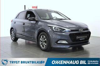 Hyundai i20 Lettkjørt/Ryggekamera/Innbytte/DAB+  2018, 49000 km, kr 149800,-