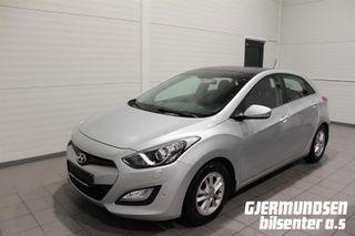 Hyundai i30 1.6  COMFORT  2013, 89000 km, kr 129000,-