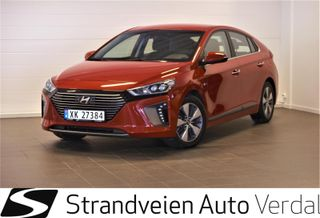 Hyundai Ioniq 1.6 Plug In  2017, 2100 km, kr 289000,-