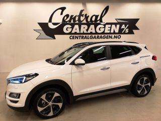 Hyundai Tucson 1.6  AUTOMAT/ 4X4/ SKINN/ PANORAMA/ GARANTI++  2019, 4000 km, kr 479000,-