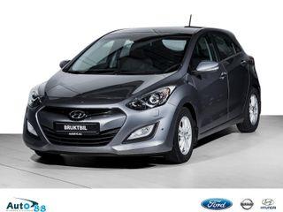 Hyundai i30 1.6 i 120 HK COMFORT  2013, 39500 km, kr 159000,-