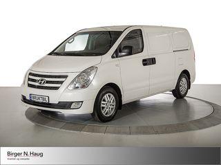 Hyundai H-1 2,5 CRDi 136hk Panel Van Teknikk -2300KG TILHENGERVEKT!  2017, 1300 km, kr 229900,-