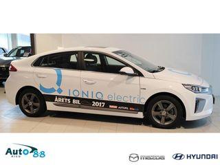 Hyundai Ioniq , skinn, soltak  2017, 27000 km, kr 289000,-