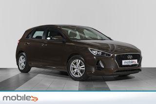 Hyundai i30 1,0 T-GDi Eco Plusspakke  2018, 24000 km, kr 209900,-