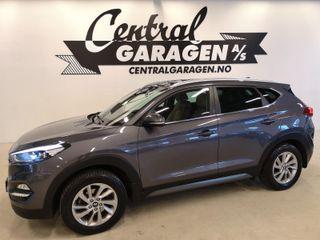 Hyundai Tucson 1.6 Gdi BENSIN/ NAVI/ SKINNSETER/ HENGERFESTE++  2016, 46300 km, kr 279000,-