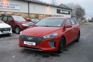 Hyundai Ioniq 1.6 Hybrid Automat Teknikk  2017, 22500 km, kr 244500,-