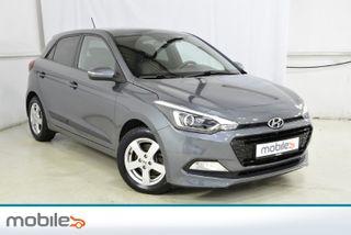 Hyundai i20 1,0 T-GDI GO!  2017, 40450 km, kr 169000,-