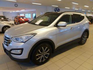Hyundai Santa Fe 2,2 De 197hk Premium aut 4x4  2013, 179000 km, kr 285000,-