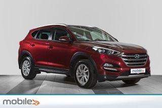 Hyundai Tucson 1,7 CRDi Standard Navigasjonsystem, ryggekamera.Mm  2016, 42000 km, kr 244900,-