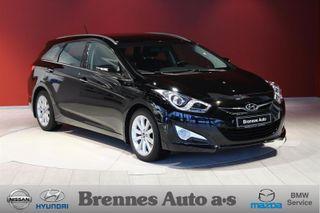 Hyundai i40 1.7 CRDI COMFORT Cruise/Klima/Bluetooth/Parksensor  2012, 65000 km, kr 158000,-