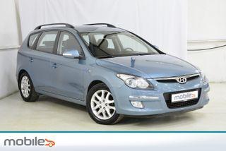 Hyundai i30 1,6 CRDI 90hk Comfort+ Blue Drive Ny service utført  2010, 130450 km, kr 59000,-