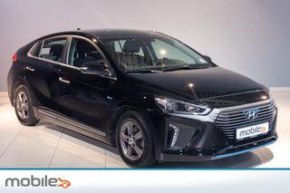 Hyundai Ioniq Teknikk Hybrid, skinn, automat, DAB, varme i ratt  2017, 38855 km, kr 227900,-