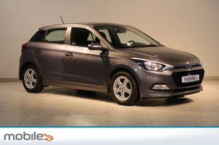 Hyundai i20 1,0 T-GDI Varme i ratt, Bluetooth, Isofix  2016, 53200 km, kr 138900,-