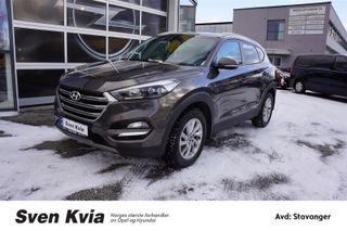 Hyundai Tucson 1.7  2WD, Plusspakke, Navi, Ryggekamera, DAB+  2016, 39300 km, kr 249500,-