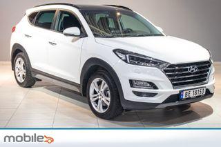 Hyundai Tucson 1,6 CRDi Teknikkpakke aut  2019, 9000 km, kr 419000,-