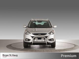 Hyundai ix35 1,7 CRDi E 2WD Comfort DELSKINN/DAB+/VELHOLDT  2013, 90200 km, kr 144900,-